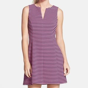 Lilly Pulitzer Brielle Stripe Fit & Flare Dress